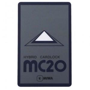 ミワ MC20